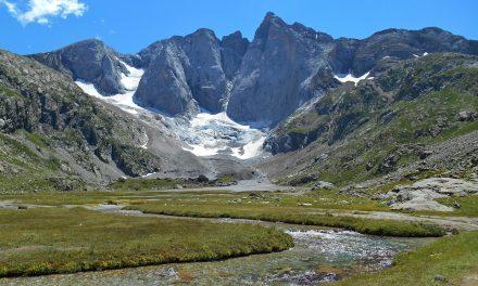 Col d'Aratille 2528m – Col des Mulets 2591m