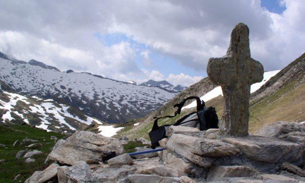 Col de la Crouzette 2237m
