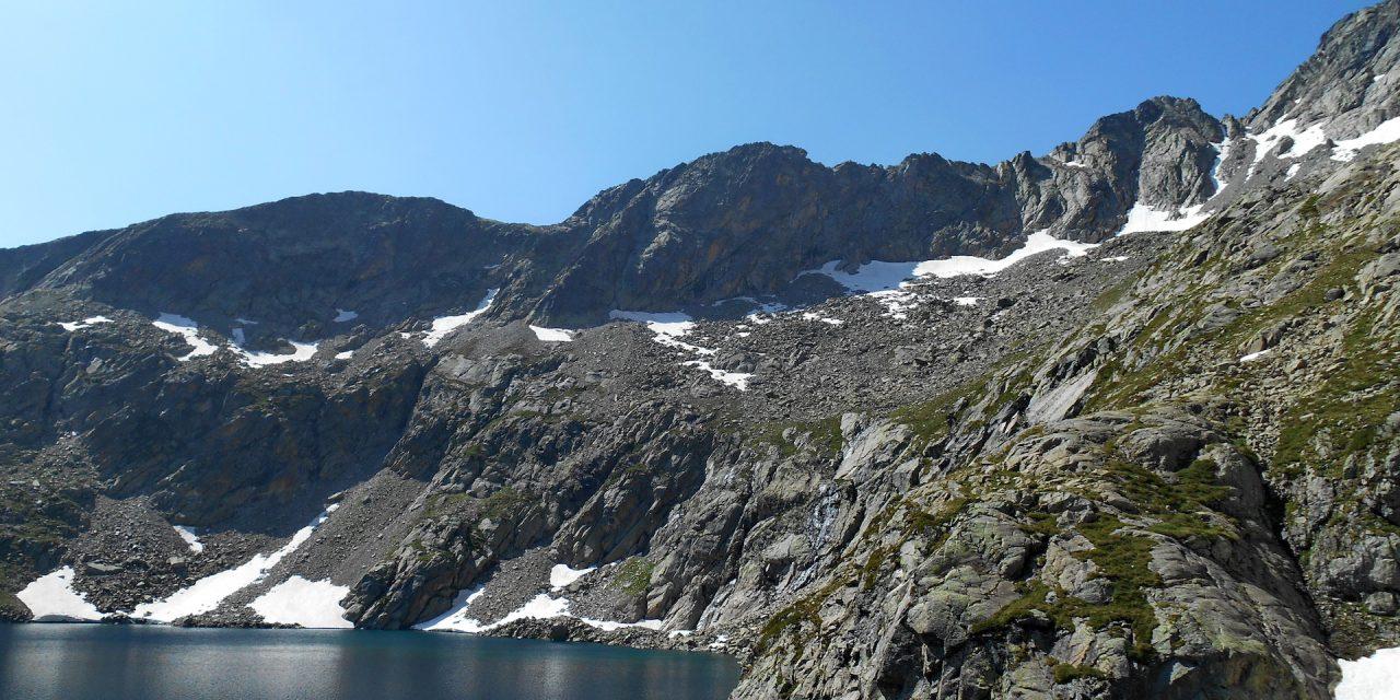 Lacs d'Estibe Aute 2329m