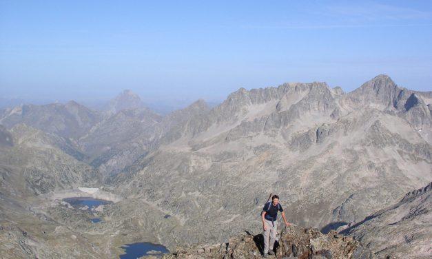 Pic de la Grande Fache 3005m
