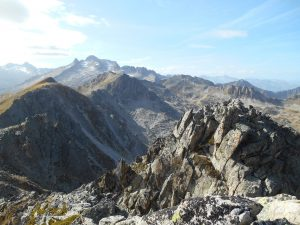 Pic de Gourguet 2619m