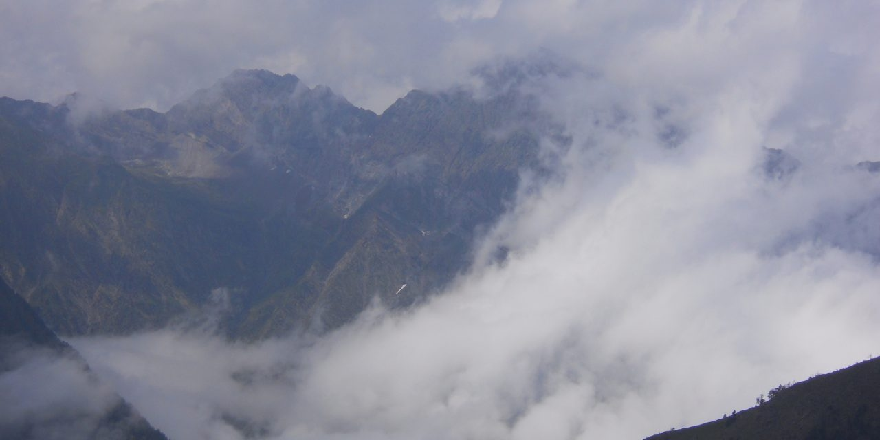 Pic du Lustou 3023m