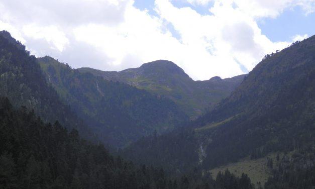 Pic d'Ourdissetou 2604m
