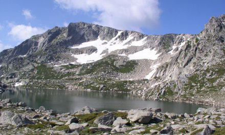 Monte Renoso 2352m