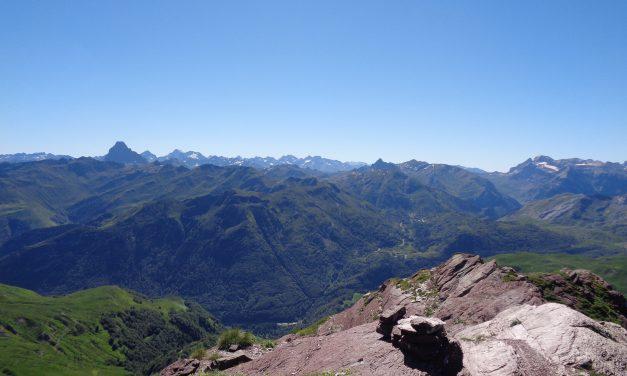 Pic de Gabedaille 2258m