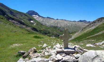 Col de la Crouzette 2337m – Etang d'Ayes 1694m
