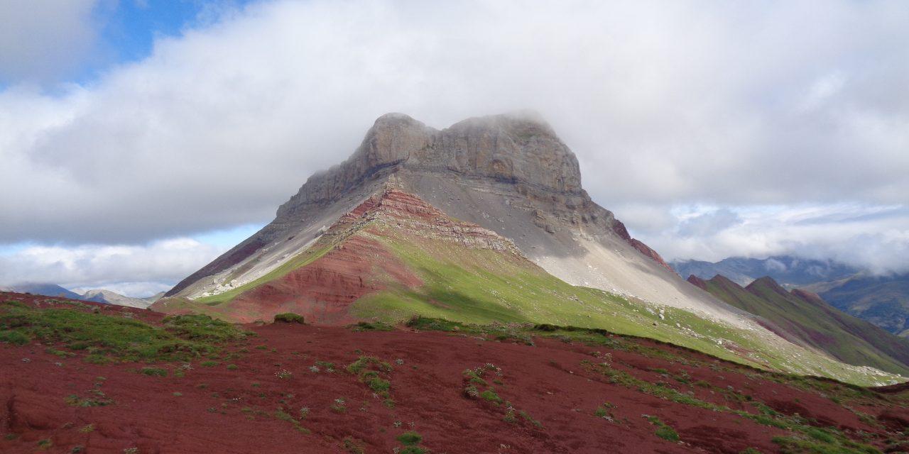 Castillo de Acher 2384m