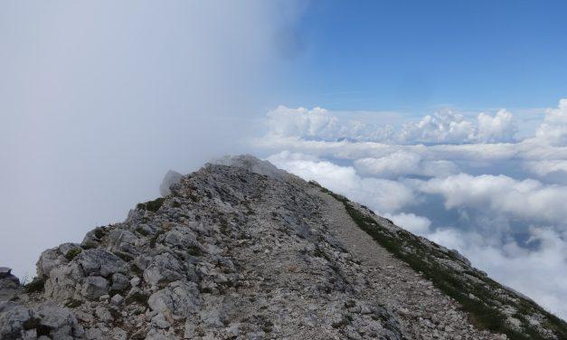 Pic de Chamechaude 2082m