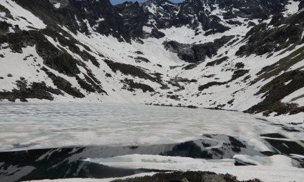 Lac de Médécourbe 2199m