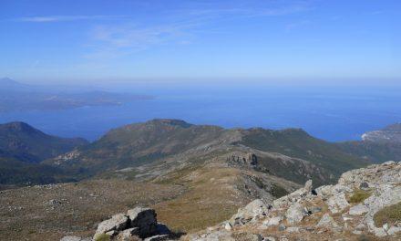 Monte Stello 1307m