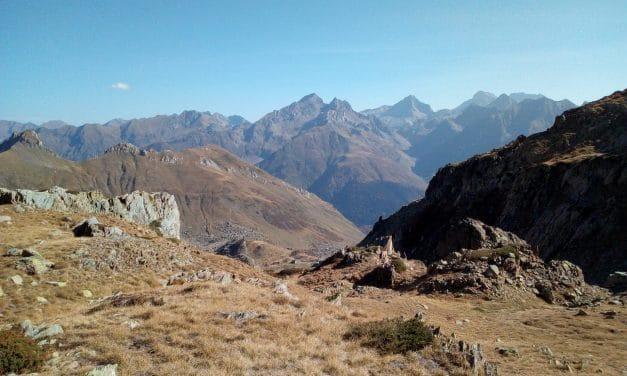 Pic de Peyreget 2487m