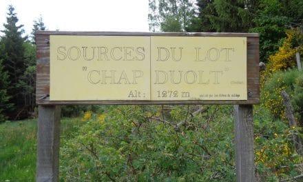 Sources du Lot