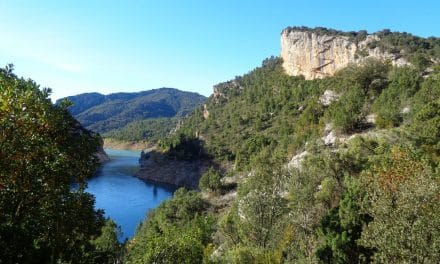 Congost de Mont-Rebei et Passerelles de Montfalco