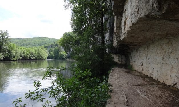 Bouziès -Saint Cirq Lapopie