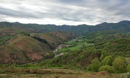 Pic d'Harguibel – Peña de Alba