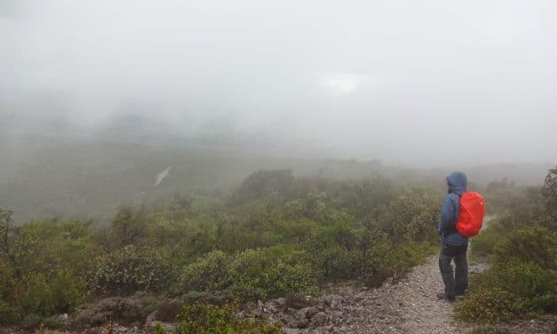 Roc de l'Aigle – Alaric 500m