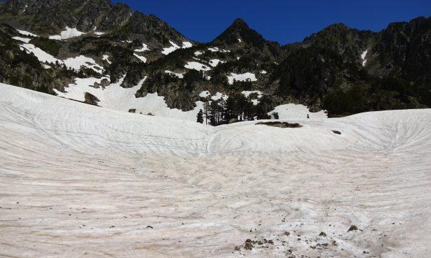 Estany de la Portella d'Orlu 2300m