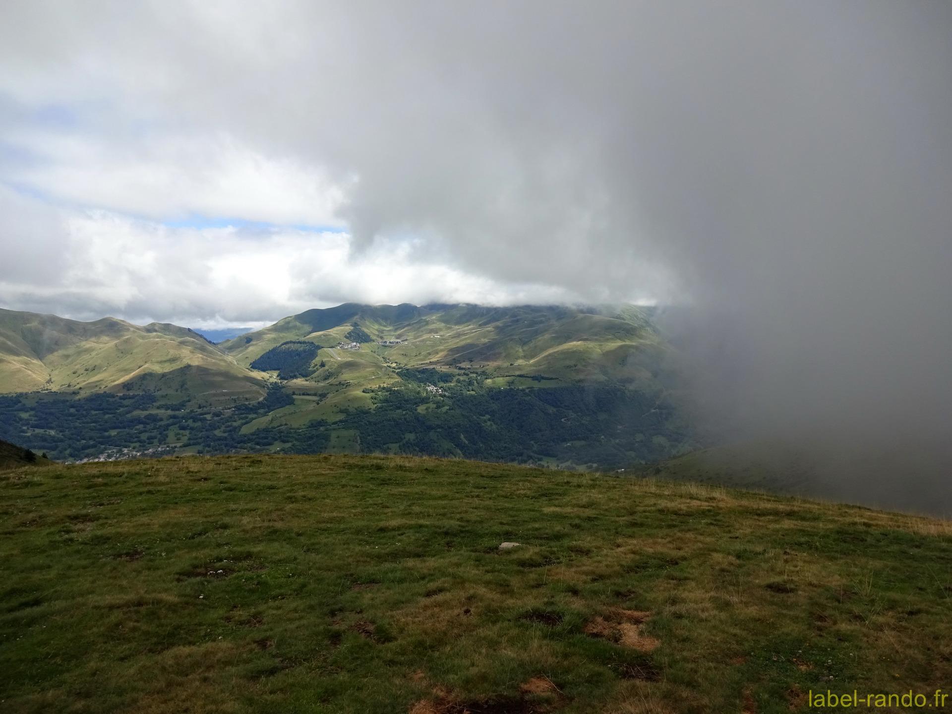 Crêtes d'Azet 1600m – Tuc de Labatiadère 1737m