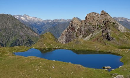 Lacs de Consaterre 2349m