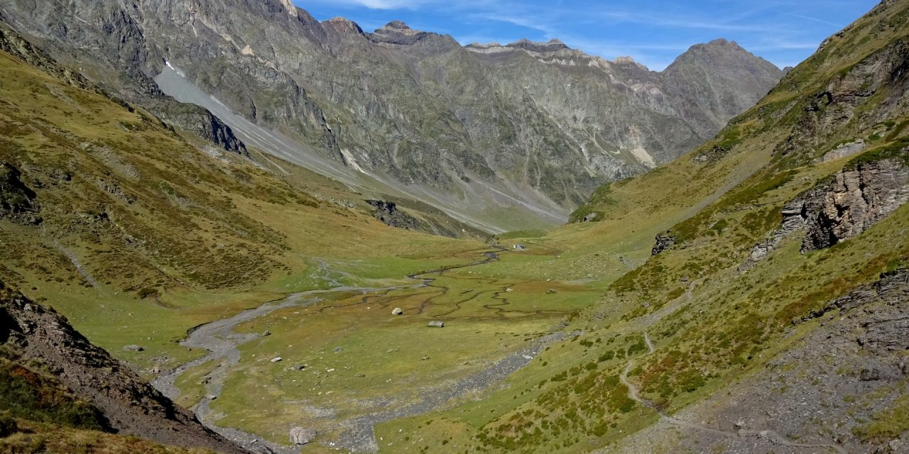 Lac de Badet – Hourquette de Chermentas 2439m
