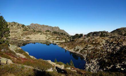 Hourquette de Caderolles 2495m – Col de Bastanet 2507m