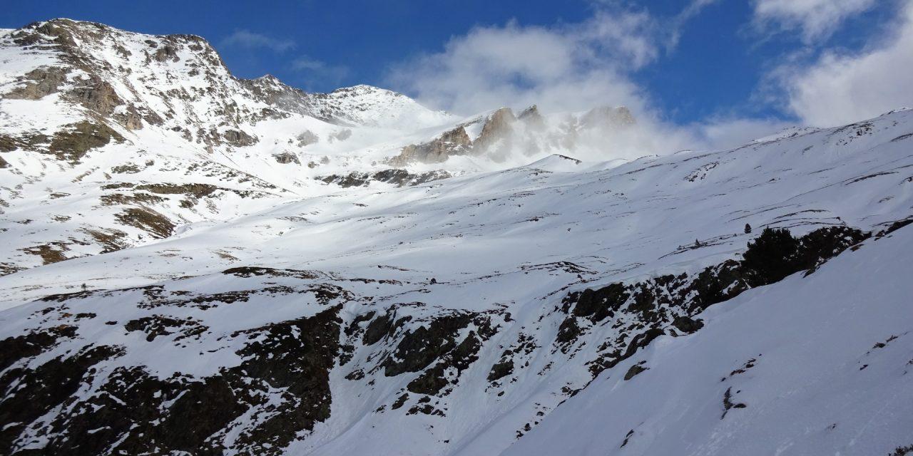 Pic de Pène Abeillère 2541m