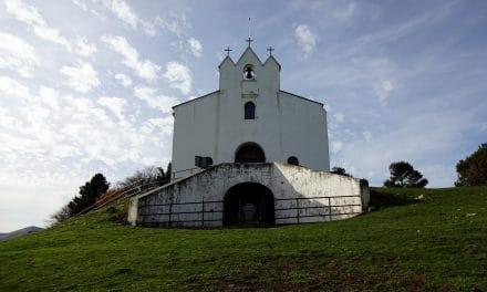 Chapelle Saint-Antoine – Pic d'Elhaudi