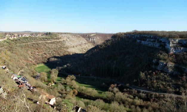 De Rocamadour à Lacave