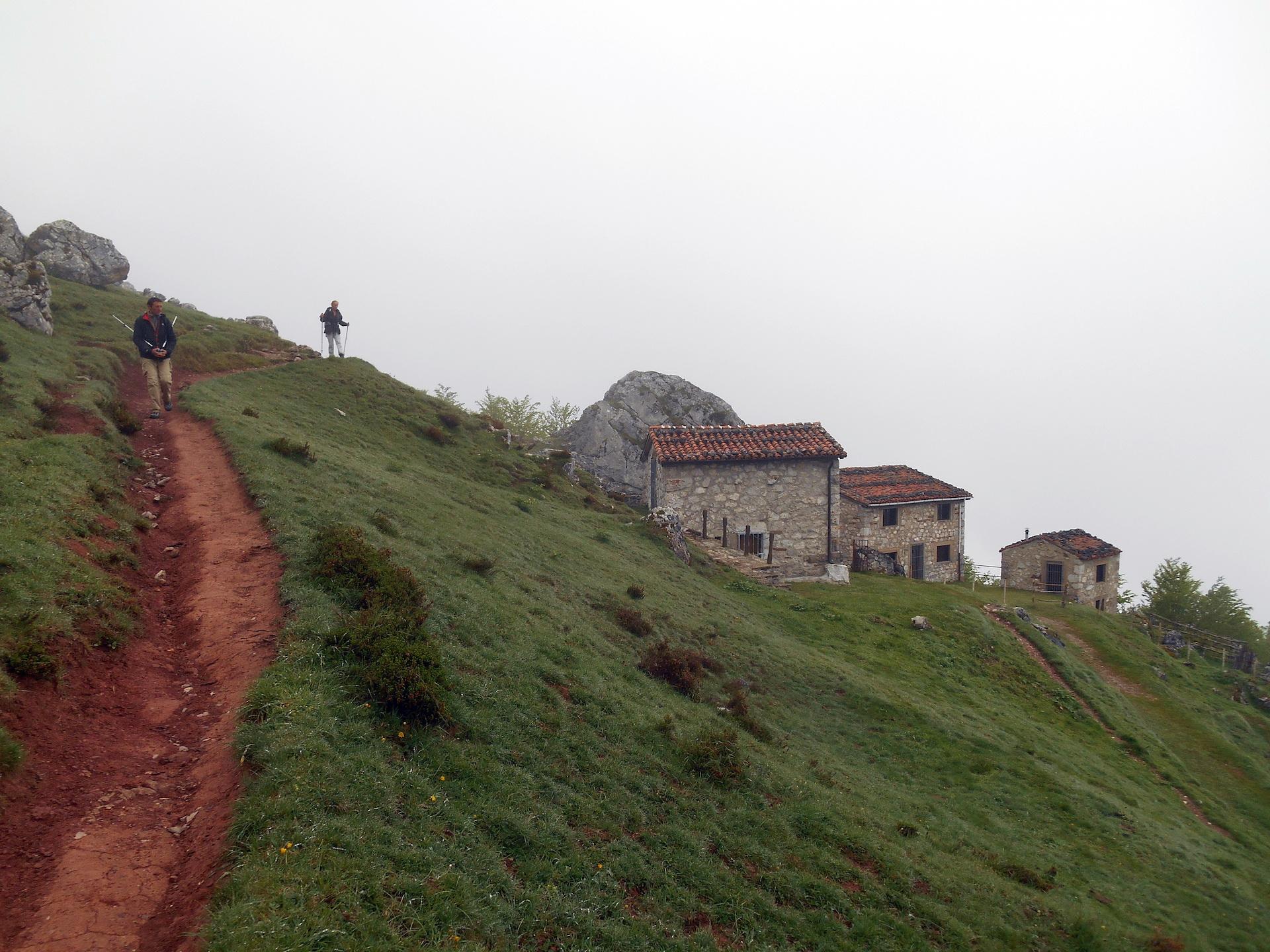 Refuge de la Vega de Uriellu 1953m