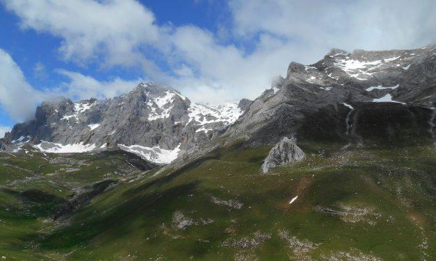 Vallée de Aliva 1050m