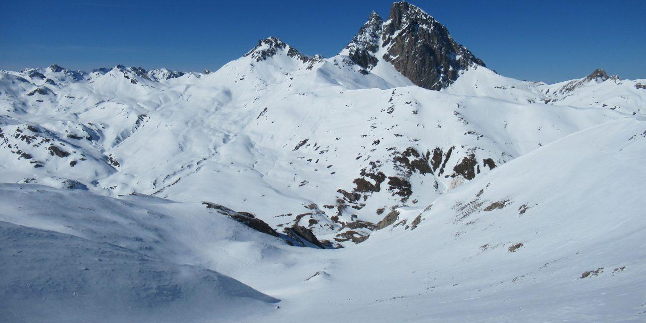 Pic d'Estrémère 2165m ou du Pourtalet