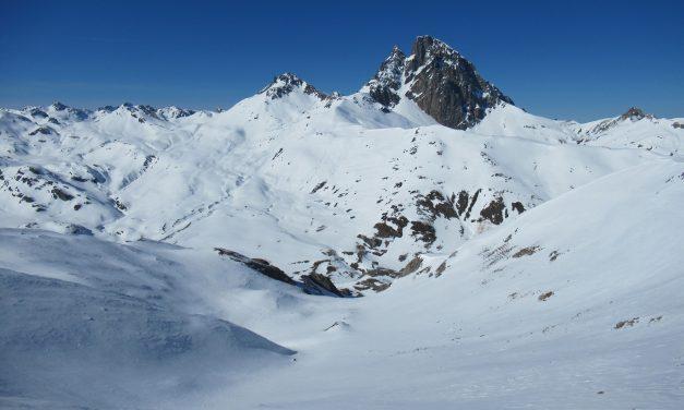 Pic d'Estrémère 2165m ou du Pourtalet 2116m