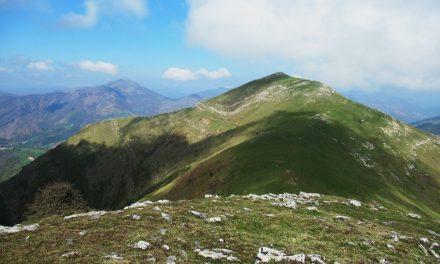 Adartza 1250m – Mendimotxa 1224m
