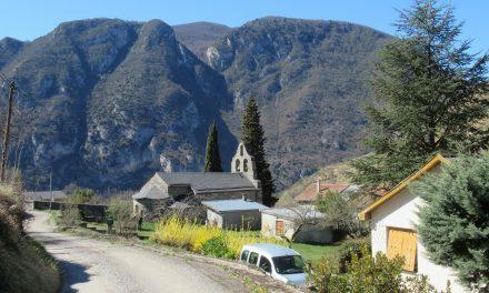 Chapelle de Lujat (ou Lugeat) 1200m