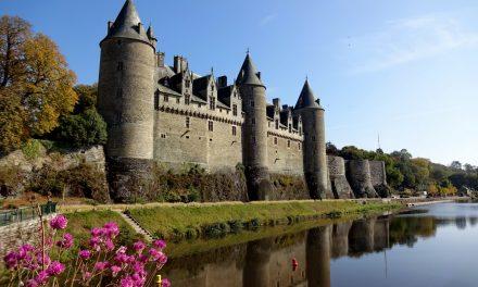 Château de Josselin -Canal de Nantes à Brest