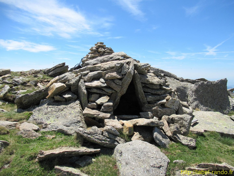 Pic de Gallinasse (Galinàs) 2461m – Pic de l'Estelle 1778m
