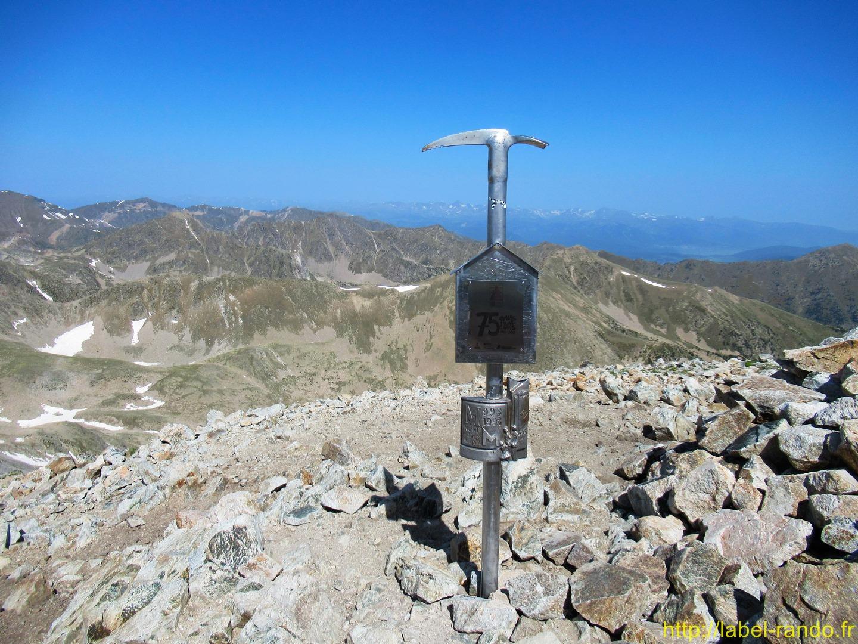 Pic du Géant 2881m – Pic de Bacivers 2691m