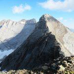 Pic du Milieu 3130m – Grand Pic de Tapou 3151m