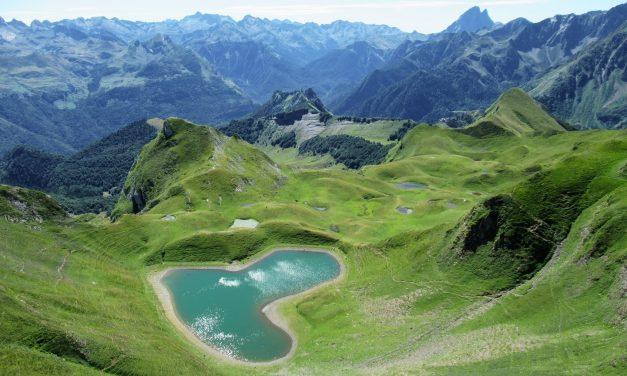 Montagnon d'Iseye 2173m – Pic Mardas 2188m