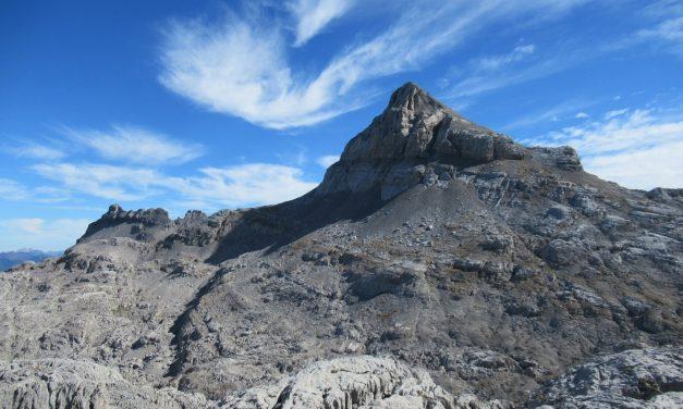 Pic d'Anie 2504m, par les Arres d'Anie