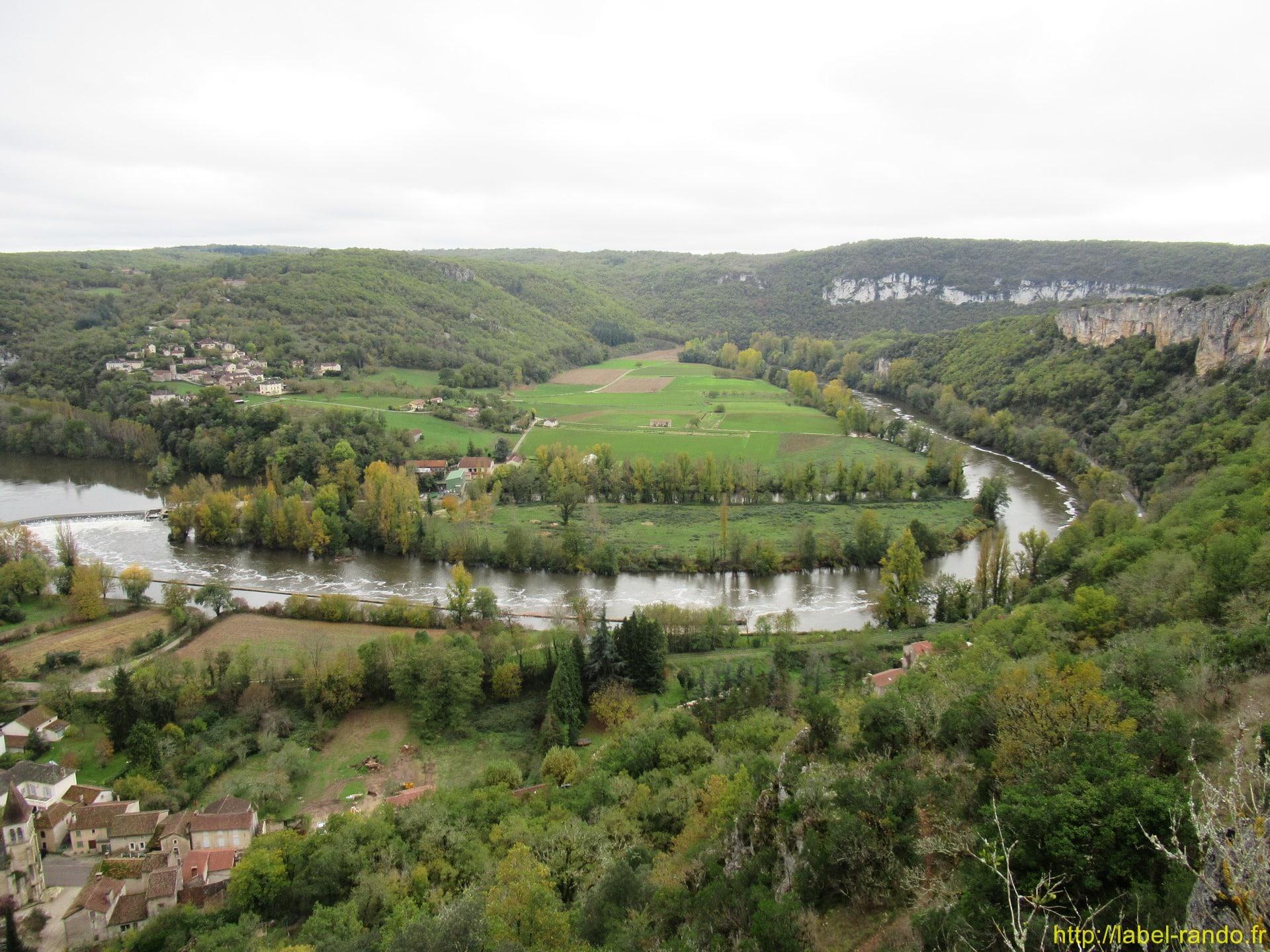 Vallée du Vers – Le Lac Nègre 348m