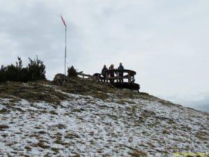 Pic du Midi 1179m – Pic des Sarrasis 1182m