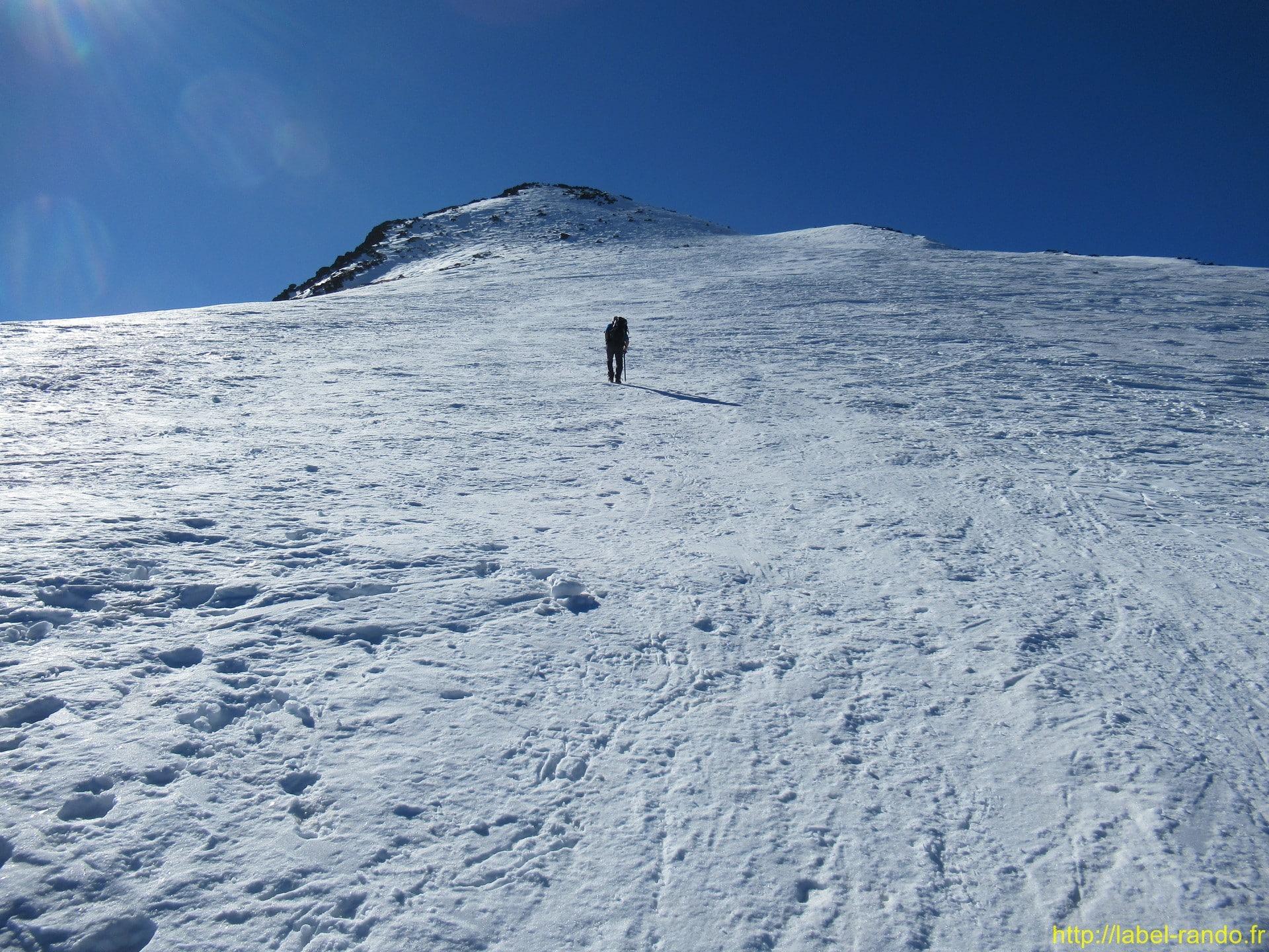 Pic de la Mina 2683m