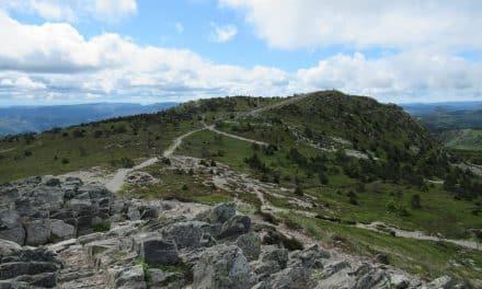 Mont Mézenc 1753m