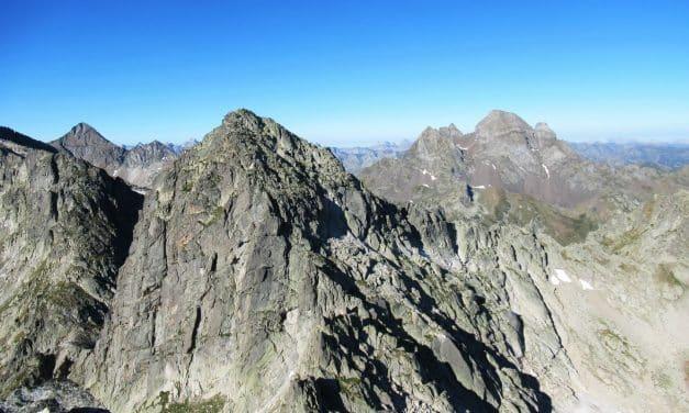 Pic de Batbielh ou de Batboucou 2651m en boucle par Pouey Laün