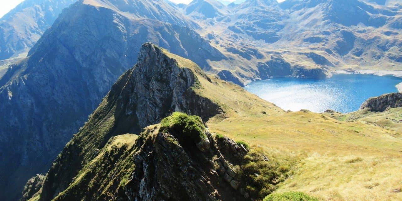 Pic de Bizourtère 2311m en boucle