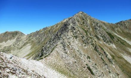 Tuc de Marimanha 2679m – Tuc deth Rosari 2608m